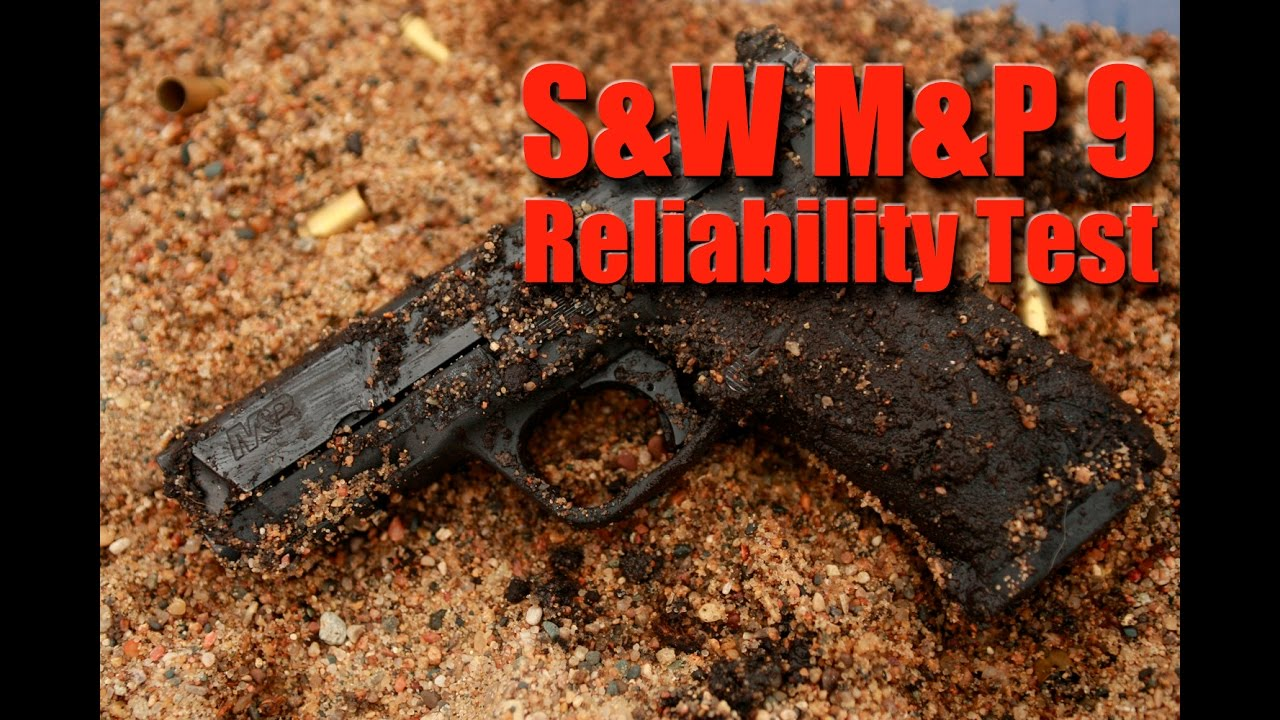 M&P 9mm Reliability Test: Military Arms Channel Gauntlet ...