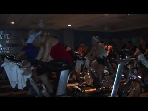 Cycle Group Exercise at the YMCA