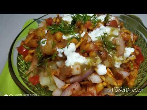 # SimpleDelhiChaat#Ratankuvar#AlooChaat Indian Street Food Delhi Wali Aloo Chaat
