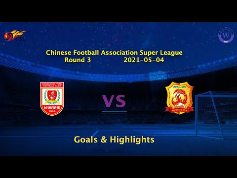 Changchun Yatai Wuhan Zall Goals And Highlights