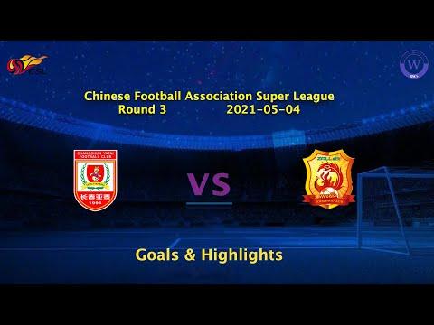 Changchun Yatai Wuhan Zall Goals And Highlights