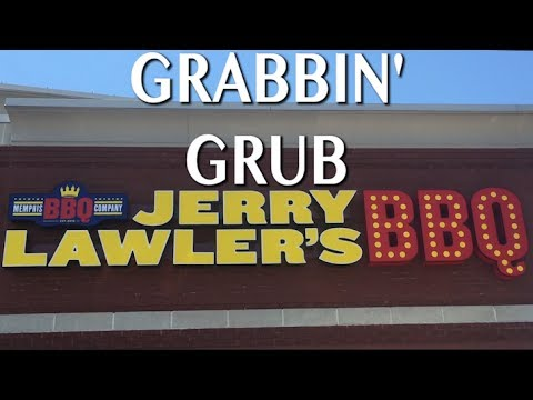 Grabbin' Grub - King Jerry Lawler's Memphis BBQ Company (Cordova, TN)