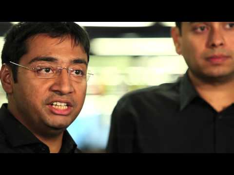 InMobi founders chat with IndiYah