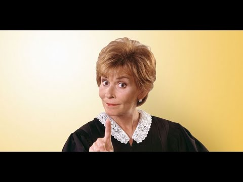 """""""Judge Judy and The 24 Things You May Not Know!"""""""