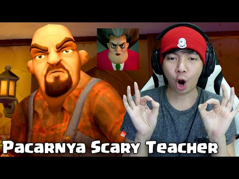 Ngerjain Pacar Guru Kita - Scary Neighbor 3D Indonesia