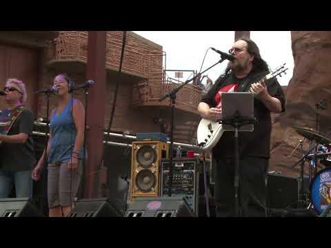 Dark Star Orchestra - Bertha @ Red Rocks 7-8-18