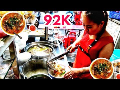 Bấm Bụng ăn tô Phở Bò Sa Tế 92K bự Chảng chỉ thua phở 920k tại Land Mark 81 | Saigon Travel