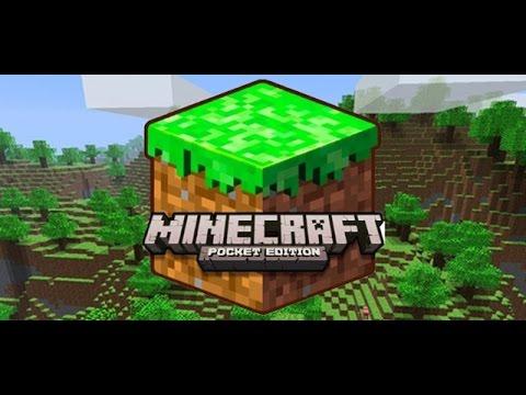 Обзор игры Minecraft PE