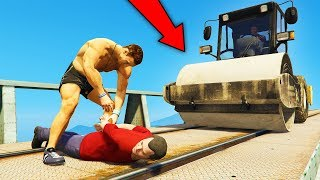 GTA 5 FAILS \u0026 EPIC MOMENTS #51 (Best GTA 5 Wins \u0026 Stunts, GTA 5 Funny Moments Compilation)
