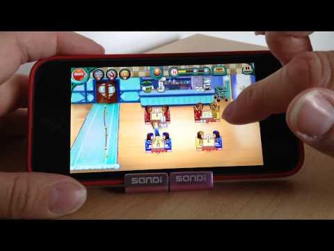 Diner Dash Deluxe (new Update) IPhone App Review