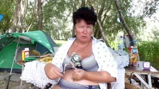 Дон 2016. Тетя  Света. Отпуск. Путешествие. Рыбалка .
