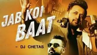 Jab koi Baat Ringtone | Atif Aslam | Shirley Setia latest 2018 New Ringtone