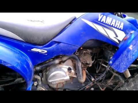 Yamaha Raptor 80 - Project - YouTube on