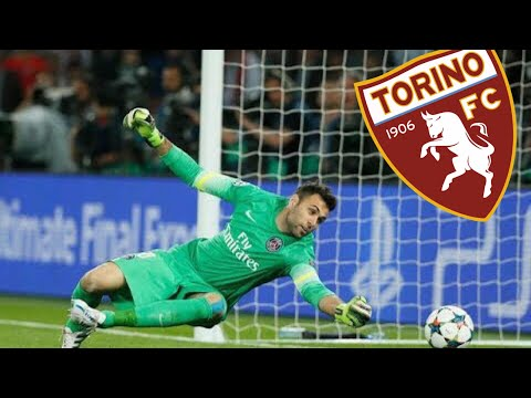 Salvatore Sirigu •Best Saves Ever• Welcome to Torino (HD) 720p