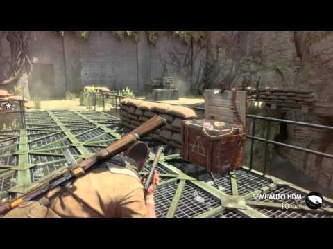 Sniper Elite 3 - S.C. The Belly Of The Beast - Authentic Part 2 |