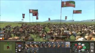 """""""THE HUNGARY GAMES"""" - Medieval 2 Total War Online Battle #202"""