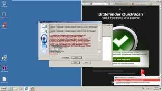 Clam Antivirus Test and Review