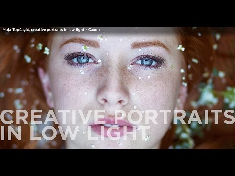 Creative Portrait Photography with Maja Topčagić - Canon