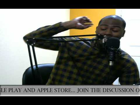 903 NETWORK RADIO - WE CHOP GAME WITH COMEDIAN CALIMAR WHITE!