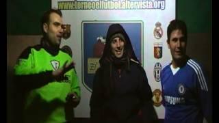 TORNEO EL FùTBOL INTERVISTA I MIGLIORI IN CAMPO DI GENOA-JUVENTUS