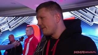 DSF 18: Romankevich pewny, że zabierze pas do Białorusi