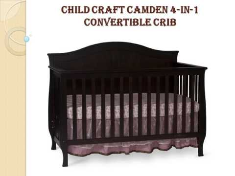 Child Craft Camden 4-in-1 Convertible Crib Jamocha Guide & Reviews