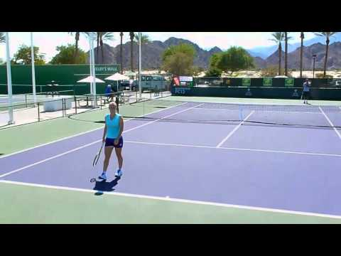Indian Wells: My Tennis Vacation