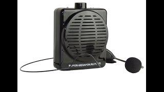 Громкоговоритель мегафон РМ-75 (PM-75)(, 2015-05-27T14:53:36.000Z)
