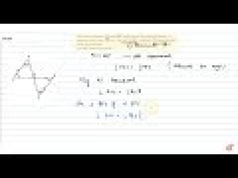 `A B` is a line segment, `A X` and `B Y` are two equal line segments drawn on opposite   sides...