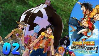 One Piece Unlimited Cruise 1 | Parte 2 | El Shichibukai Bartholomew Kuma!
