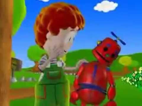 Biper y Tori el Robot hermoso video para niños