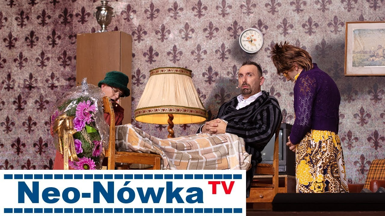 Neo Nówka Chory Facet Nowość 2018 Kazik Sam W Domu Hd