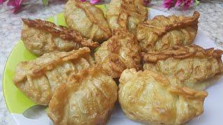 почему я раньше это не готовила..* Уйгурское блюдо Хошаны..* Жареные манты / Дастархан узбечки