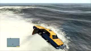 Тихоокеанский таксист   GTA V
