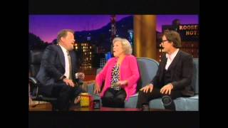 Betty White dirty joke about William Shatner
