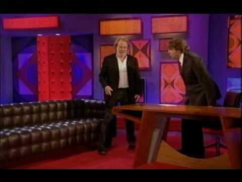 BENNY(ABBA) chats with JONATHAN ROSS.