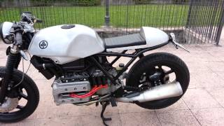 Bmw K75 1986 Cafe Racer