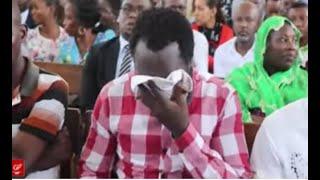 Kifo cha Mamake Mzazi; KABENDERA Amwaga Machozi MAHAKAMANI