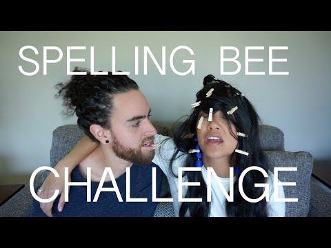 Spelling Bee Challenge - Us The Duo