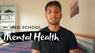 Why Mental Health Is An Issue In Med School