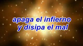 ANGELES DE DIOS. KARAOKE