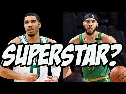 Is Jayson Tatum Becoming A Superstar? | NBA News