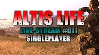ALTIS LIFE ARMA III ► Unser eigenes Auto | Live-Stream mit Dennis [#011 | Staffel 1]