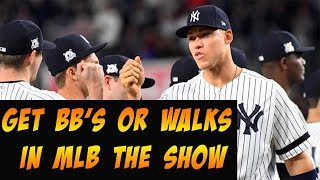 MLB The Show 17: Get BB