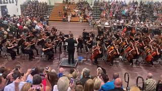 """""""French Folk Song"""" - Randall Middle School Forte Strings - Spring 2019"""