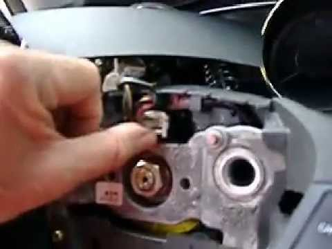 Hyundai 2013 Sonata cruise control on wiring in steering wheel on