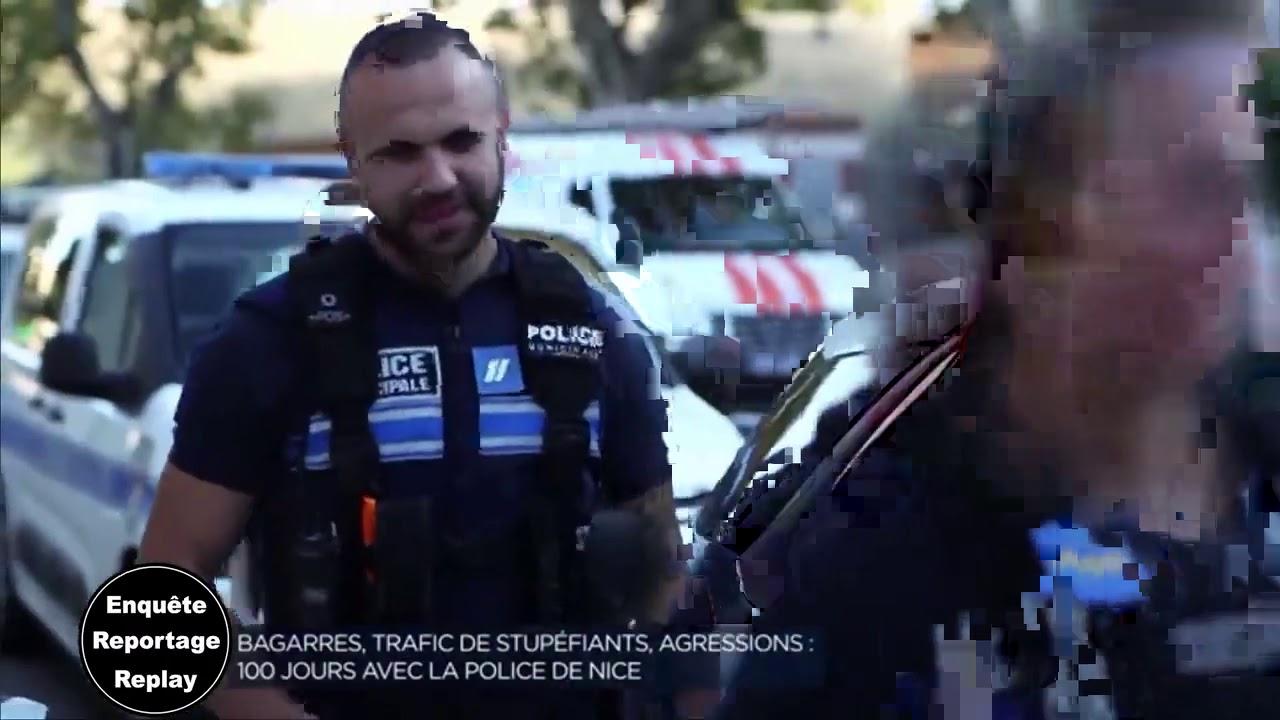 Enquête sous haute tension   100 jours avec la police de Nice N°3 3 du 17 juin 2020