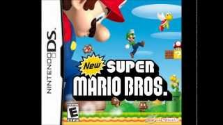 New Super Mario Bros. 2,wii,and DS Starman Mashup