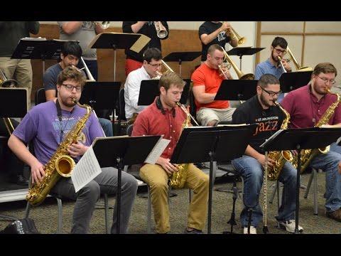 Culture Buzz: UTA Jazz Program