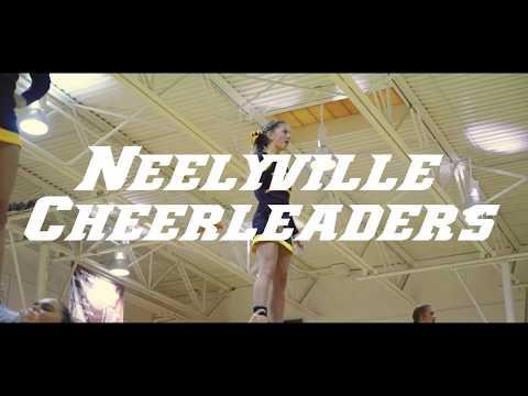 Neelyville High School Cheerleaders 2019